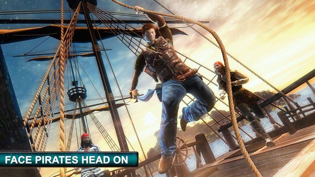 دانلود Survival Ocean Quest 1.1 - بازی شبیه ساز بقا در جزیره اندروید + مود