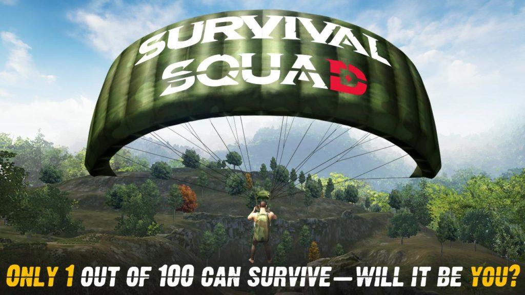 دانلود Survival Squad 1.0.19 - بازی اکشن و بقا