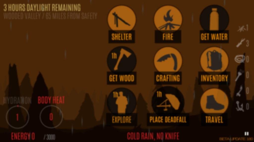 دانلود Survive - Wilderness survival 0.319 - بازی بقا در سرزمین وحشی اندروید + مود