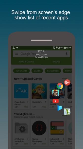 دانلود Swiftly switch – Pro 3.1.19 - سوییچ سریع بین اپلیکیشن ها اندروید
