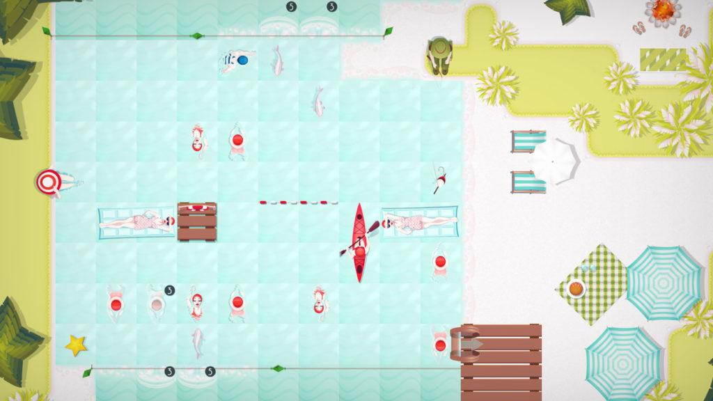 دانلود Swim Out 1.3.2 - بازی پازل خاص و متفاوت
