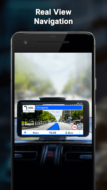 دانلود GPS Navigation & Maps Sygic Full 18.4.2 - مسیریاب