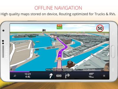 Sygic Professional Navigation-1