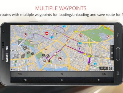 Sygic Professional Navigation-2
