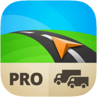Sygic Professional Navigation-Logo