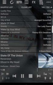 T Music Player.5 175x280 دانلود T Music Player 1.4.3 – پخش کننده صوتی پر امکانات آندروید !