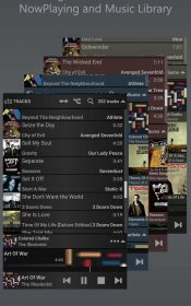T Music Player.8 175x280 دانلود T Music Player 1.4.3 – پخش کننده صوتی پر امکانات آندروید !