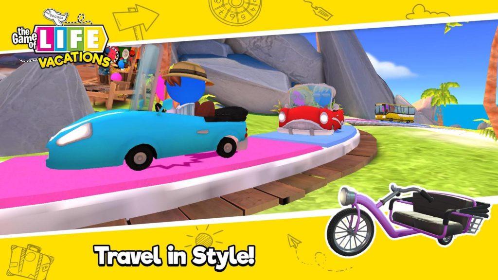 دانلود THE GAME OF LIFE Vacations 0.1.0 - بازی ماجراجویی