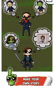 TWD Zombie Evolution
