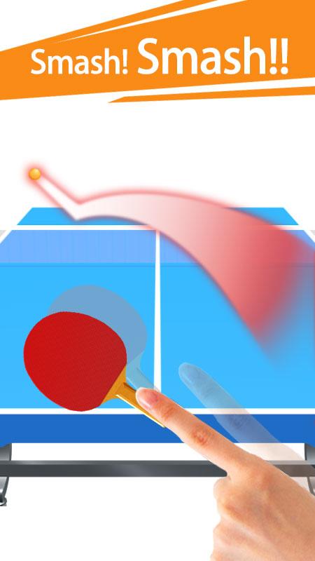 دانلود Table Tennis 3D Virtual World Tour Ping Pong Pro 1.0.36 - بازی پینگ پونگ ساده و کم حجم اندروید !