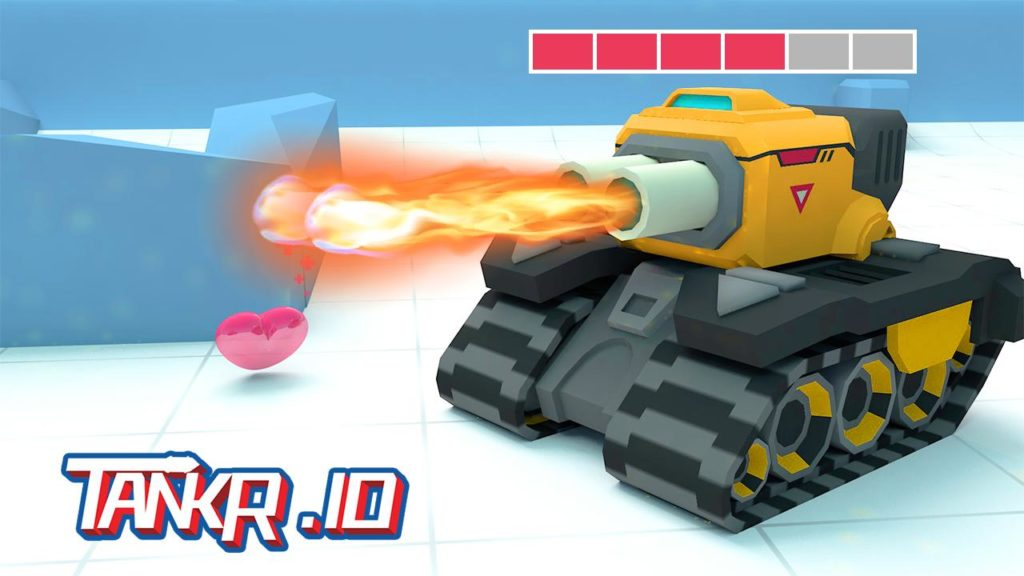 دانلود Tankr.io 5.7 - بازی جالب و هیجان انگیز نبرد تانک ها اندروید + مود