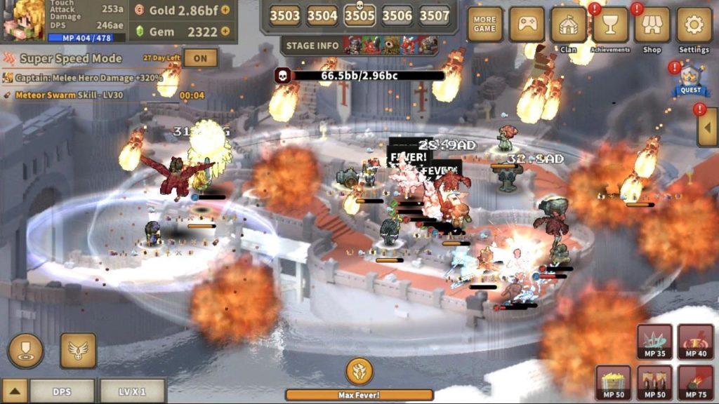دانلود Tap Defenders 1.4.7 - بازی استراتژیکی جالب