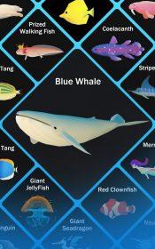 Tap Tap Fish AbyssRium 2 175x280 دانلود Tap Tap Fish – AbyssRium 1.5.5 – بازی ماجراجویی دریایی آندروید + مود