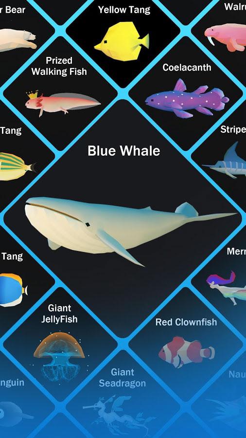 دانلود Tap Tap Fish - AbyssRium 1.7.1 - بازی ماجراجویی دریایی اندروید + مود