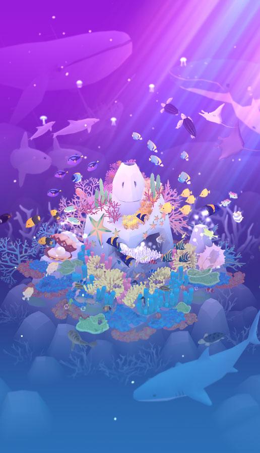 دانلود Tap Tap Fish - AbyssRium 1.16.2 - بازی ماجراجویی دریایی اندروید + مود