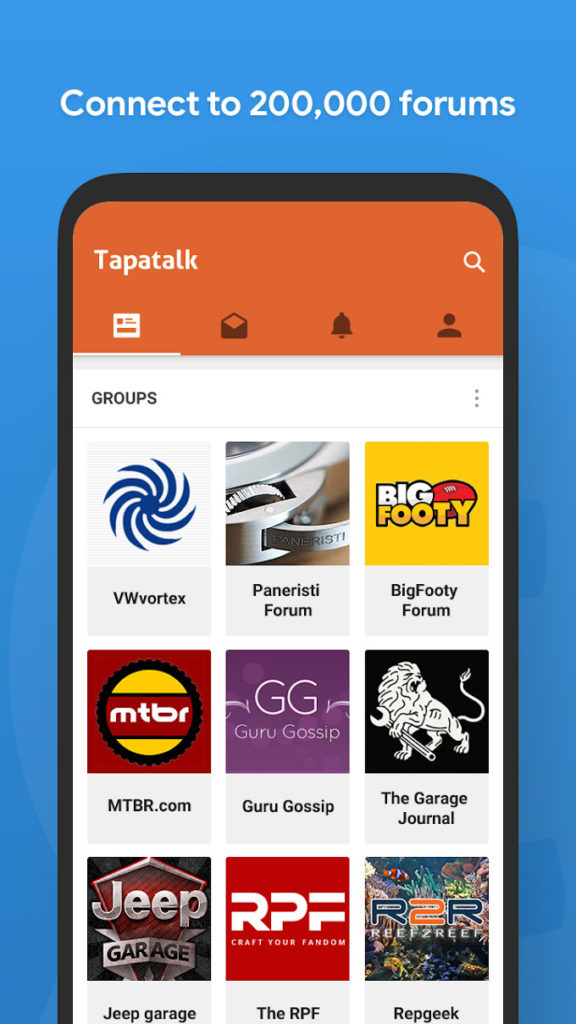 دانلود Tapatalk - 200,000+ Forums VIP 8.6.2 - اپلیکیشن ویژه
