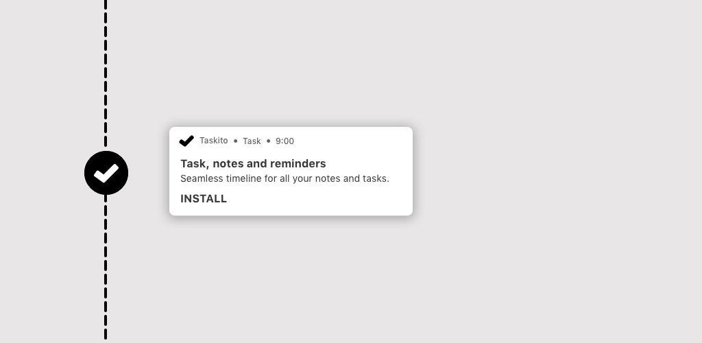 Taskito – To-do list & tasks in a timeline Premium