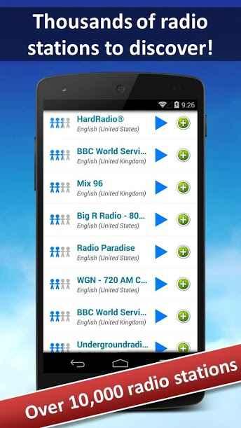 دانلود Tasmanic Radio FM Premium 4.0.3 - ایستگاه رادیویی آنلاین اندروید