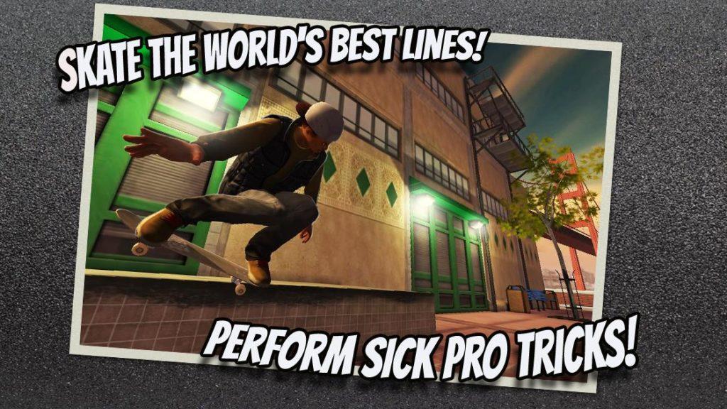دانلود Tech Deck Skateboarding 2.1.1 - بازی ورزشی اسکیت بورد اندروید + مود