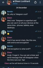 Telegram X 3 175x280 دانلود Telegram X 0.20.4.749 – تلگرام اکس، بهترین و همچنین کامل ترین تلگرام آندروید !