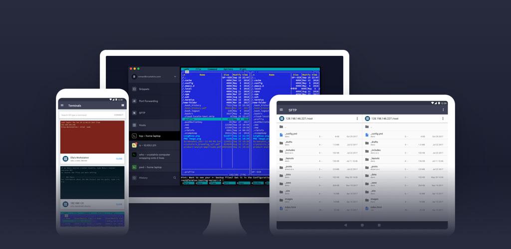 Termius - SSHSFTP and Telnet client Premium
