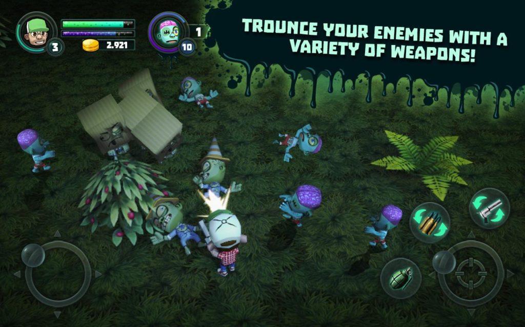 دانلود Terror Hunter 1.1 - بازی اکشن