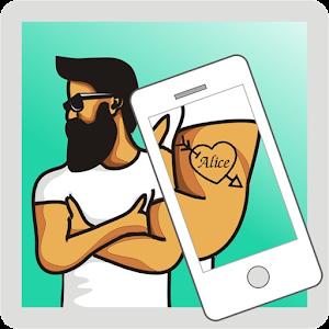 دانلود Text Tattoo: photo editor PRO 1.15 – ابزار تتو روی تصاویر برای اندروید !