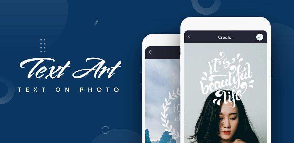 TextArt – Text to photo – Photo text edit PRO