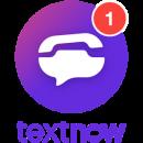 دانلود TextNow - free text + calls PREMIUM 6.17.0.0 Final - برنامه شماره مجازی رایگان اندروید + آموزش