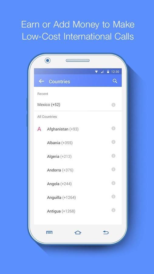 دانلود TextNow – free text + calls PREMIUM 4.38.3 – برنامه شماره مجازی رایگان اندروید