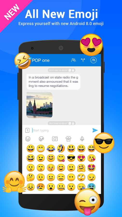 دانلود TextU Pro - Private SMS Messenger 2.4.6 - پیام رسان همه جانبه و امن اندروید !