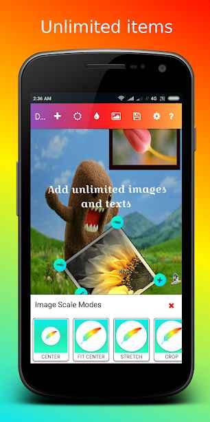 دانلود Texty PRO : Create Images, Memes, Posters & Chat 1.0.6 - برنامه ایجاد و ویرایش تصاویر مخصوص اندروید !