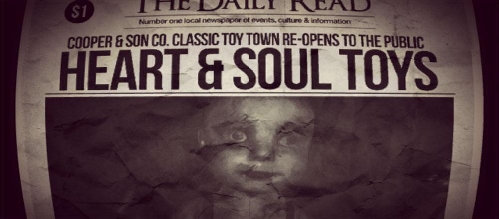 """دانلود The Dolls: Reborn - بازی اکشن و ترسناک """"عروسک ها: تولد"""" اندروید + دیتا"""