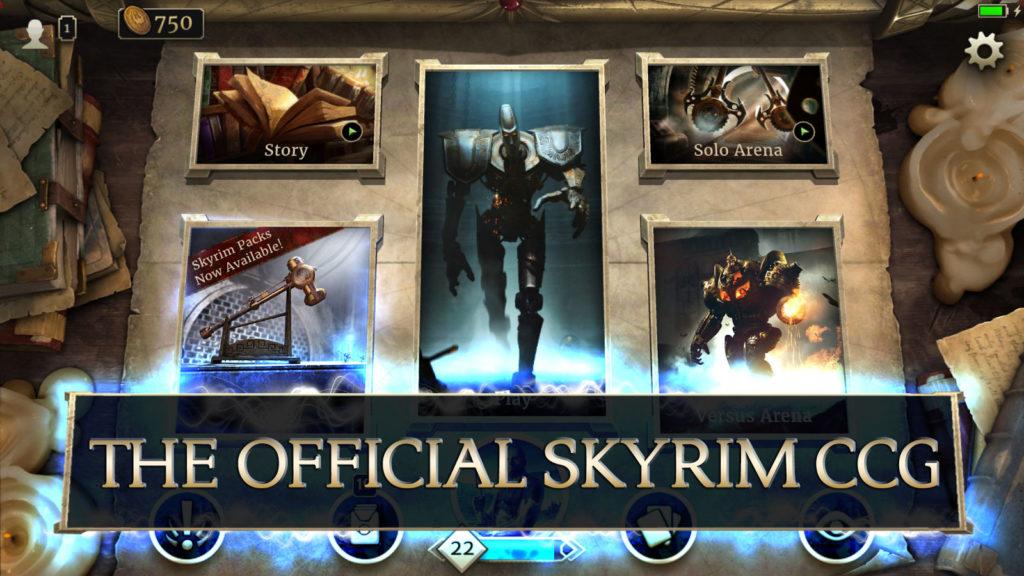 دانلود The Elder Scrolls: Legends 2.11.0 - بازی کارتی محبوب