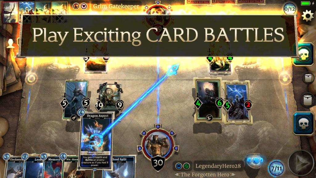 دانلود The Elder Scrolls: Legends 1.72.0 - بازی کارتی محبوب