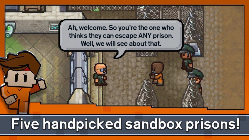 دانلود The Escapists 2: Pocket Breakout 1.3.567488 - بازی کم نظیر و فوق العاده