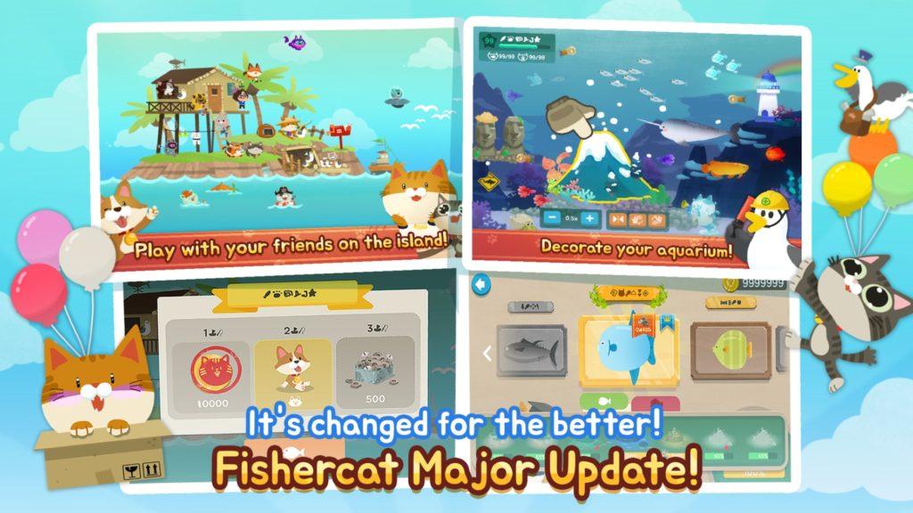 دانلود The Fishercat 4.0.1 - بازی آرکید جالب