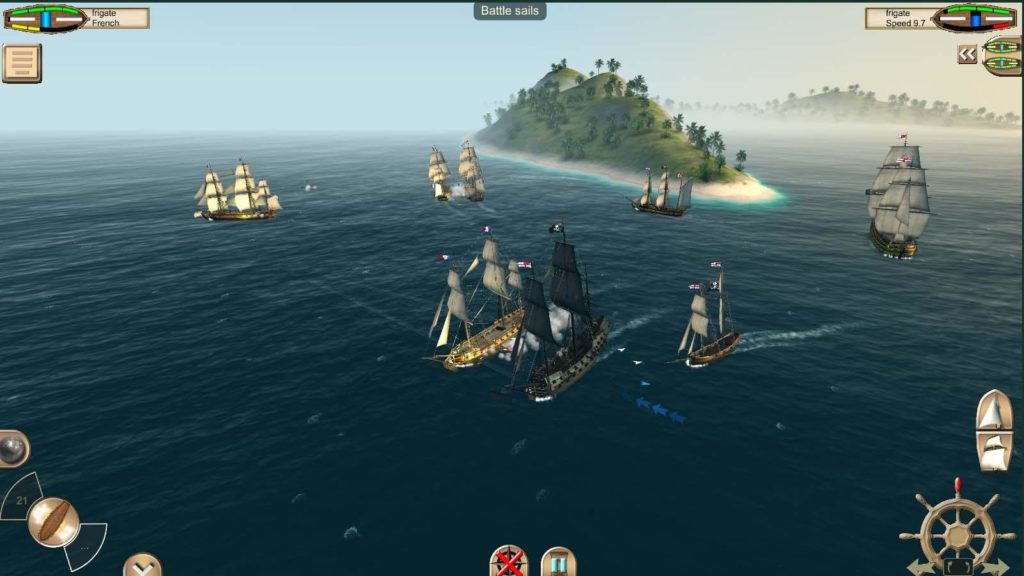 دانلود The Pirate: Caribbean Hunt 9.1 - بازی اکشن متفاوت