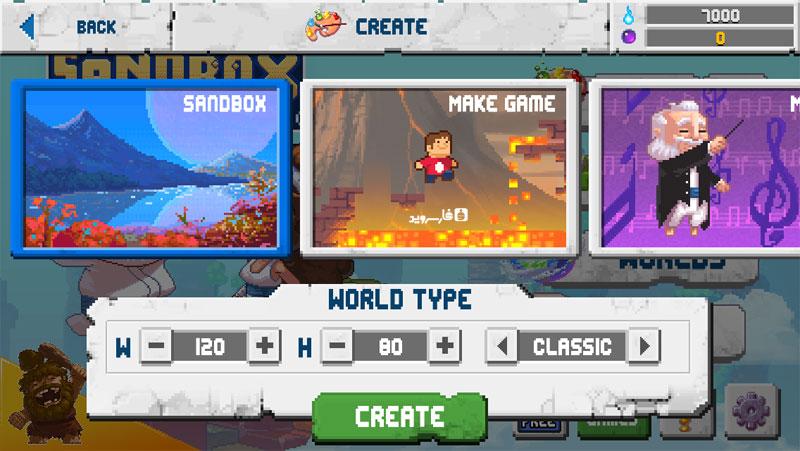 دانلود The Sandbox Evolution 1.6.7 - بازی جالب ساخت جهان اندروید + مود