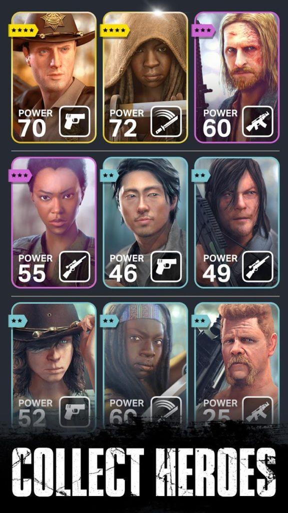 دانلود The Walking Dead: Our World 7.1.2.3 - بازی اکشن مردگان متحرک دنیای ما اندروید + مود