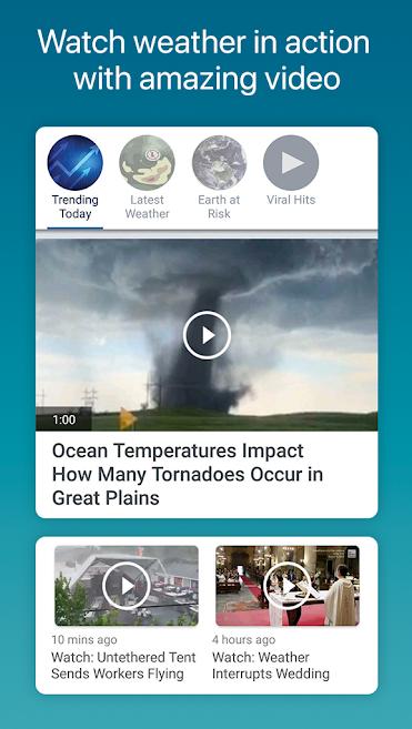 دانلود The Weather Channel 9.18.0 B-918000104 - دقیق ترین پیش بینی هوا در اندروید!