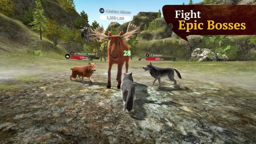 دانلود The Wolf 1.5.4 - بازی محبوب شبیه ساز زندگی