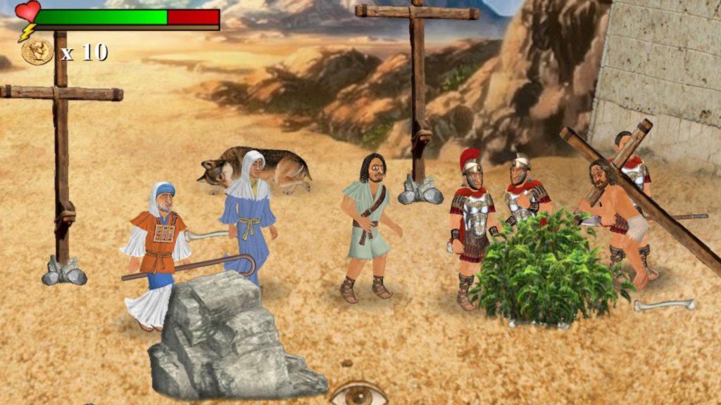 دانلود The You Testament: The 2D Coming 1.060 - بازی ماجراجویی خاص و فوق العاده
