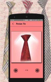 Tie Knots - How to Tie a Tie Pro