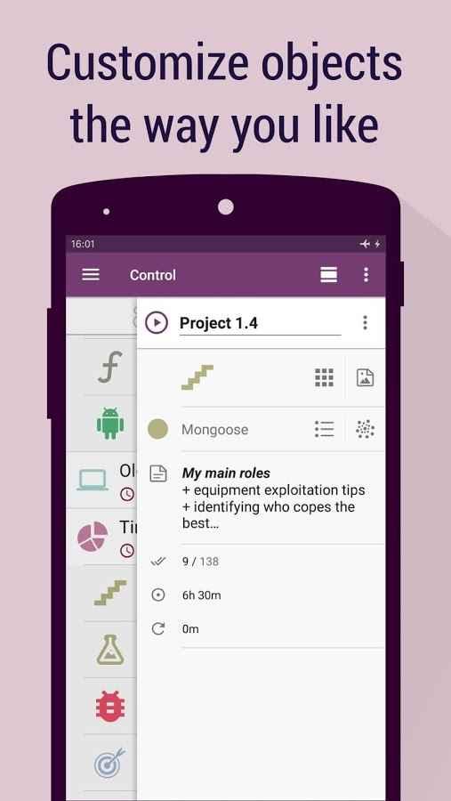 دانلود Time Planner: Tasks & Schedule Pro 3.2.0-8 - برنامه مدیریت زمان اندروید