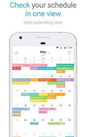 TimeBlocks Full -Calendar/Todo/Note