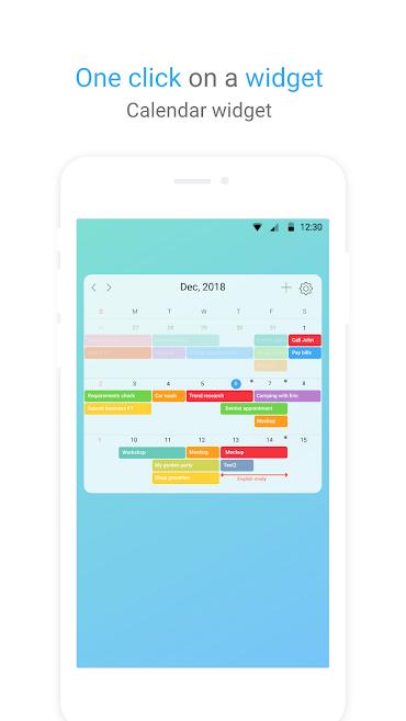 دانلود TimeBlocks Full -Calendar/Todo/Note 4.13.0 B-464 - برنامه ریز روزانه اندروید !