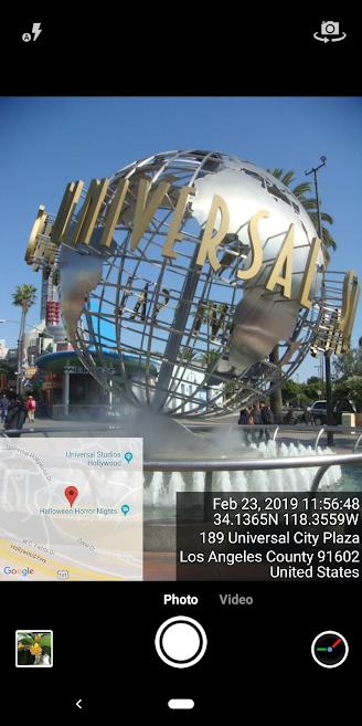 دانلود Timestamp Camera Pro 1.159 - ثبت زمان و مکان بر روی تصویر و ویدئو اندروید