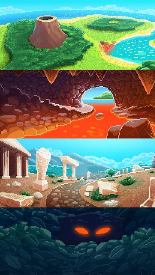 """دانلود Tinker Island 1.4.77 - بازی ماجرایی """"بازسازی جزیره"""" اندروید + مود"""