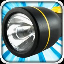 Tiny Flashlight + LED-Logo